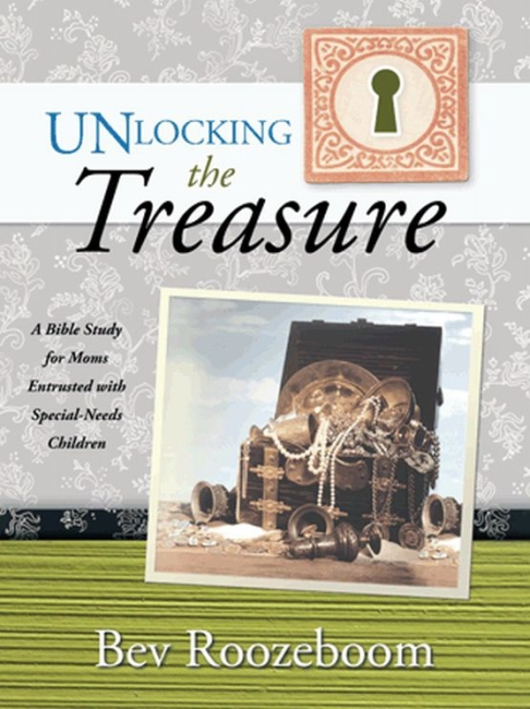 Unlocking the Treasure book cover